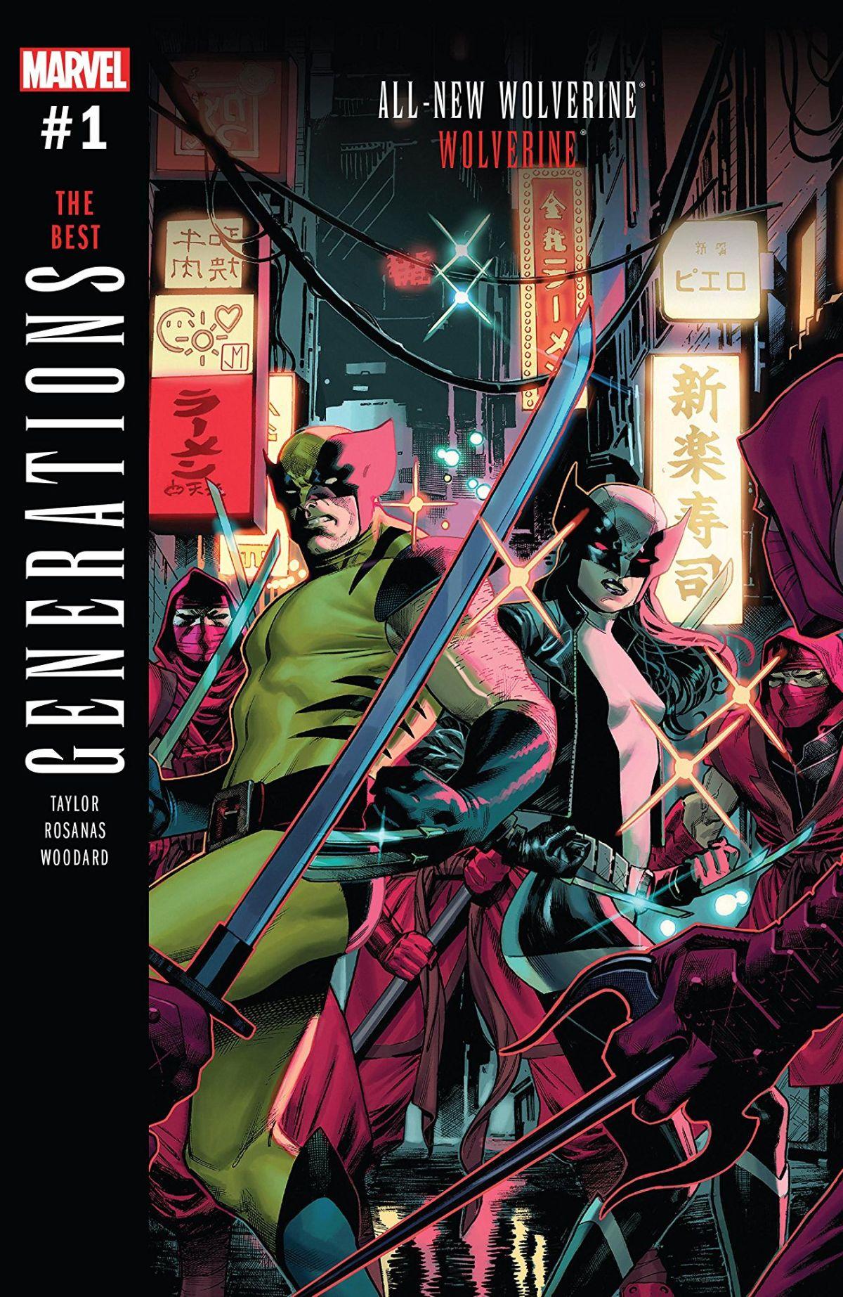 Wolverine Generations