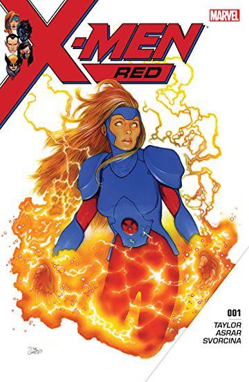 X-Men Red #1 Comic BookReview