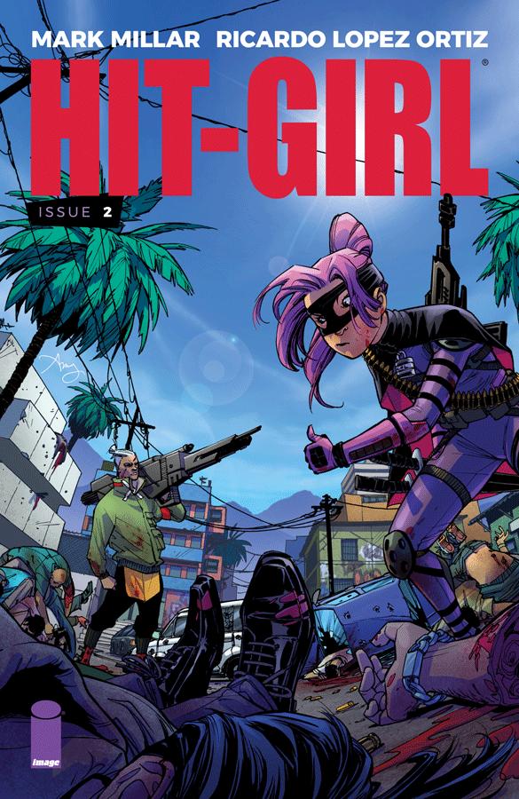Hit-Girl #2 Comic BookReview