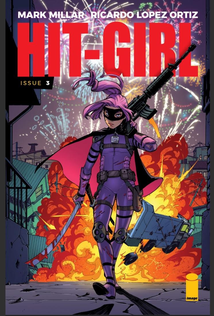Comic Book Recap: Hit-Girl#3