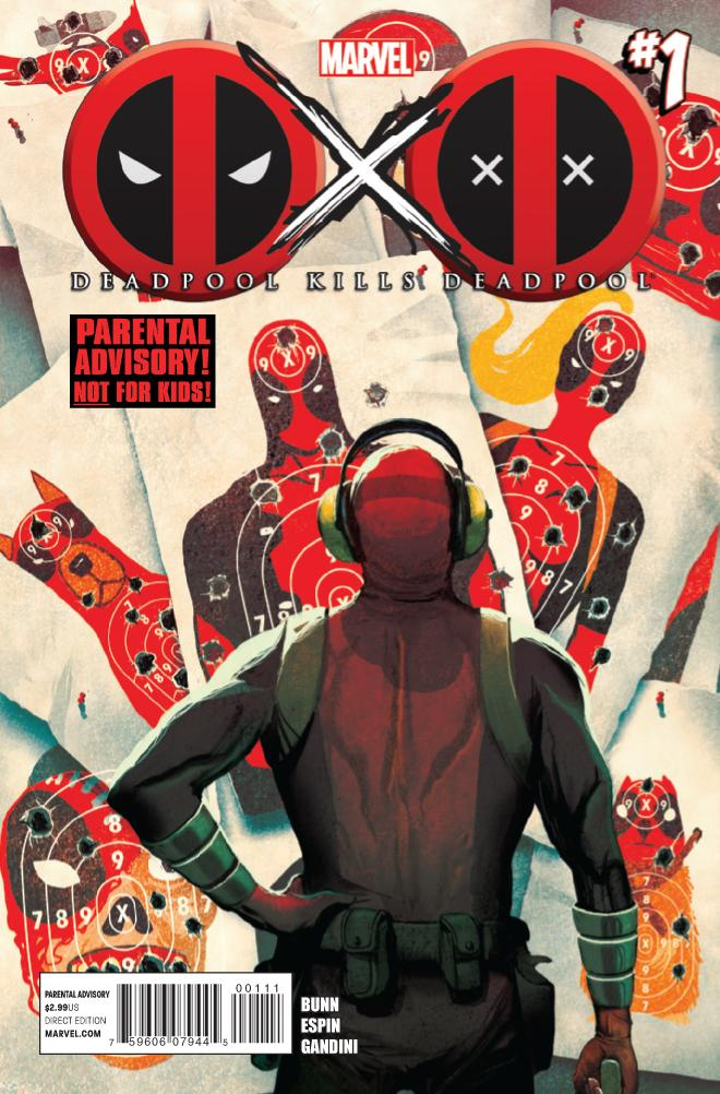 Comic Book Recap: Deadpool Kills Deadpool#1