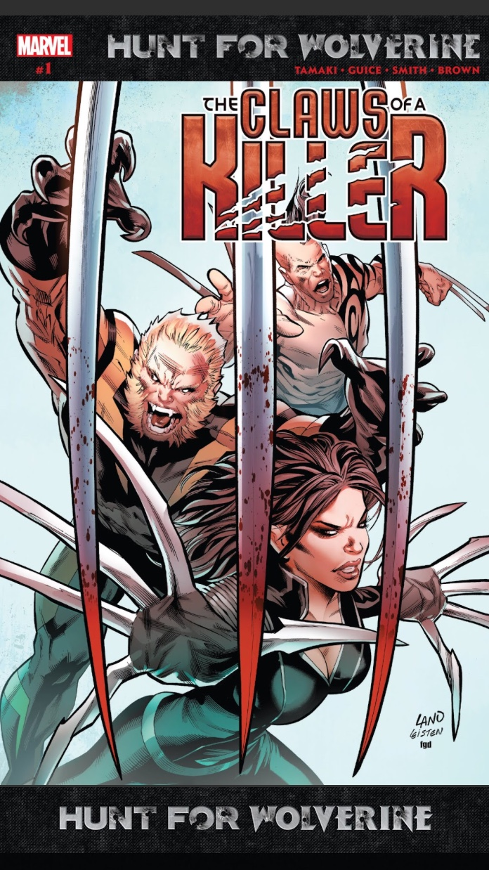 Hunt for Wolverine The Claws Of A Killer #1 comic bookrecap