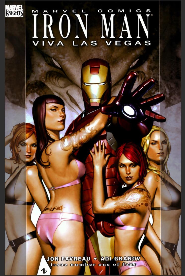 Iron Man: Viva Las Vegas! -Comic bookrecap-