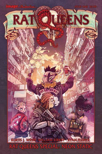 Rat Queens Special Neon Static: comic bookrecap