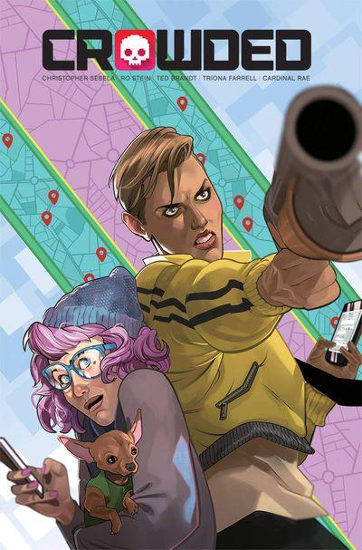 Crowded #1 Comic BookRecap