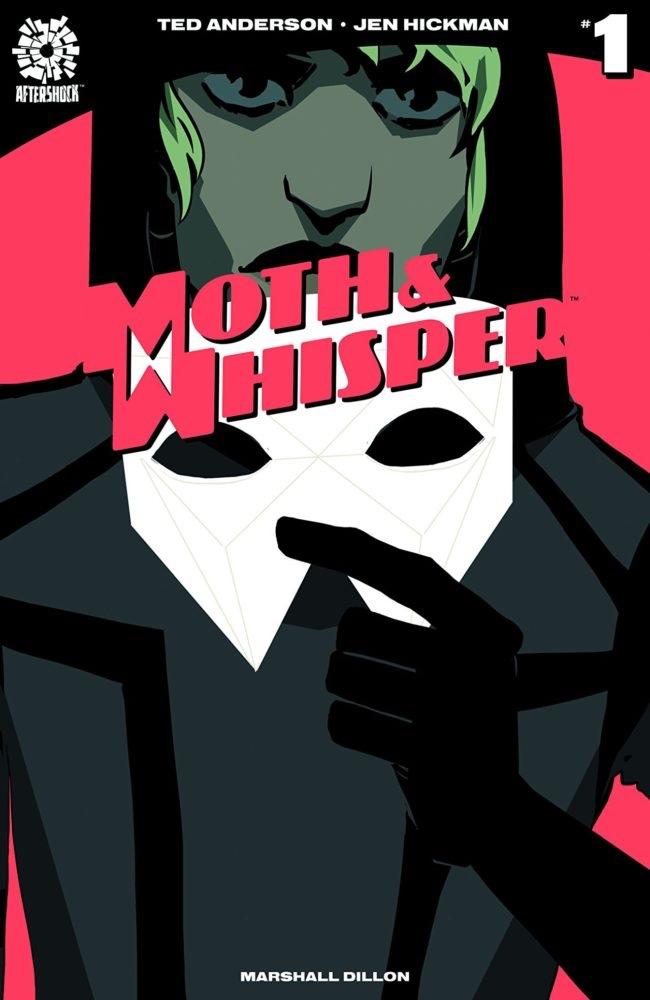 Moth & Whisper comic book recap issue#1