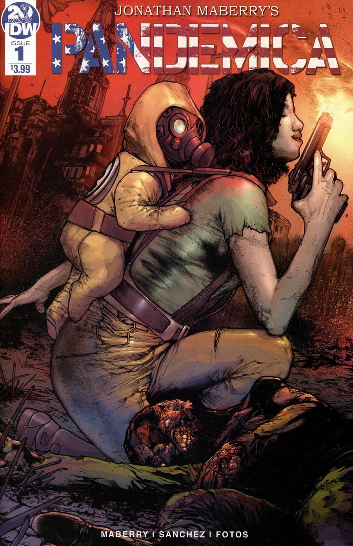 Pandemica #1 Comic BookRecap