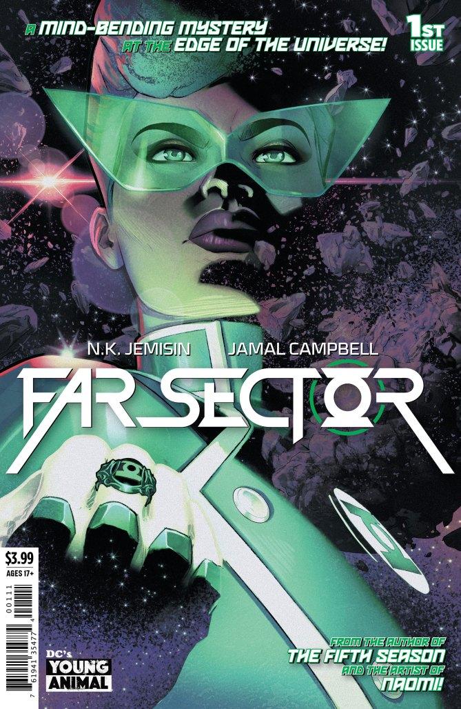 Far Sector Issue #1 Comic BookRecap