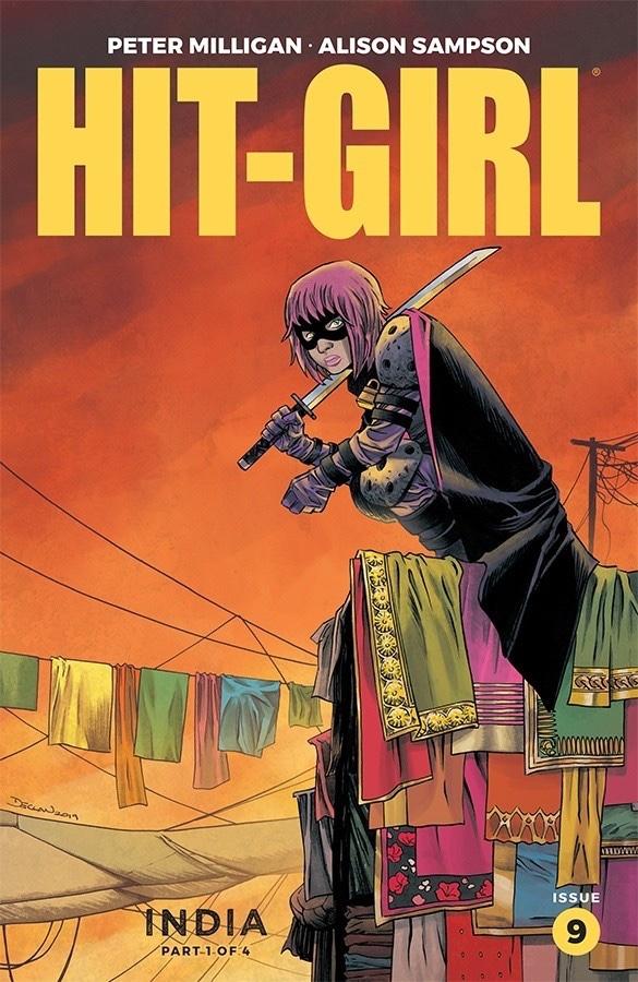 Hit Girl Season Two Issue #9Recap