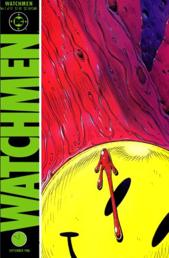 Watchmen #1 Comic BookRecap