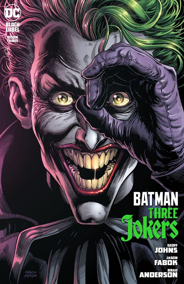 Batman: Three Jokers Issue #3 Comic BookRecap