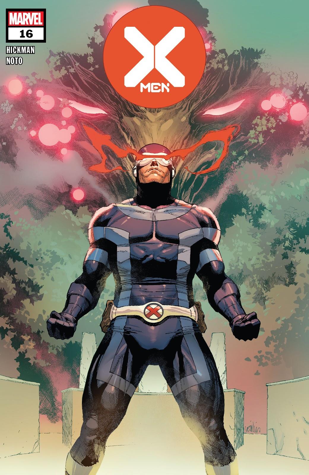 X-Men #16 : I'mConfused.