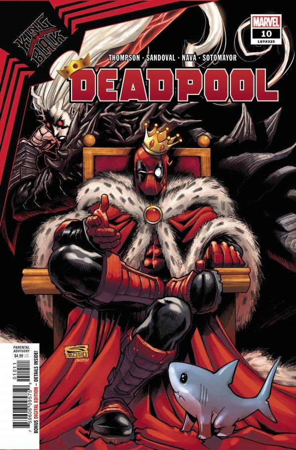 Deadpool #10 Comic Book Recap: Let's Merc TheseHoes