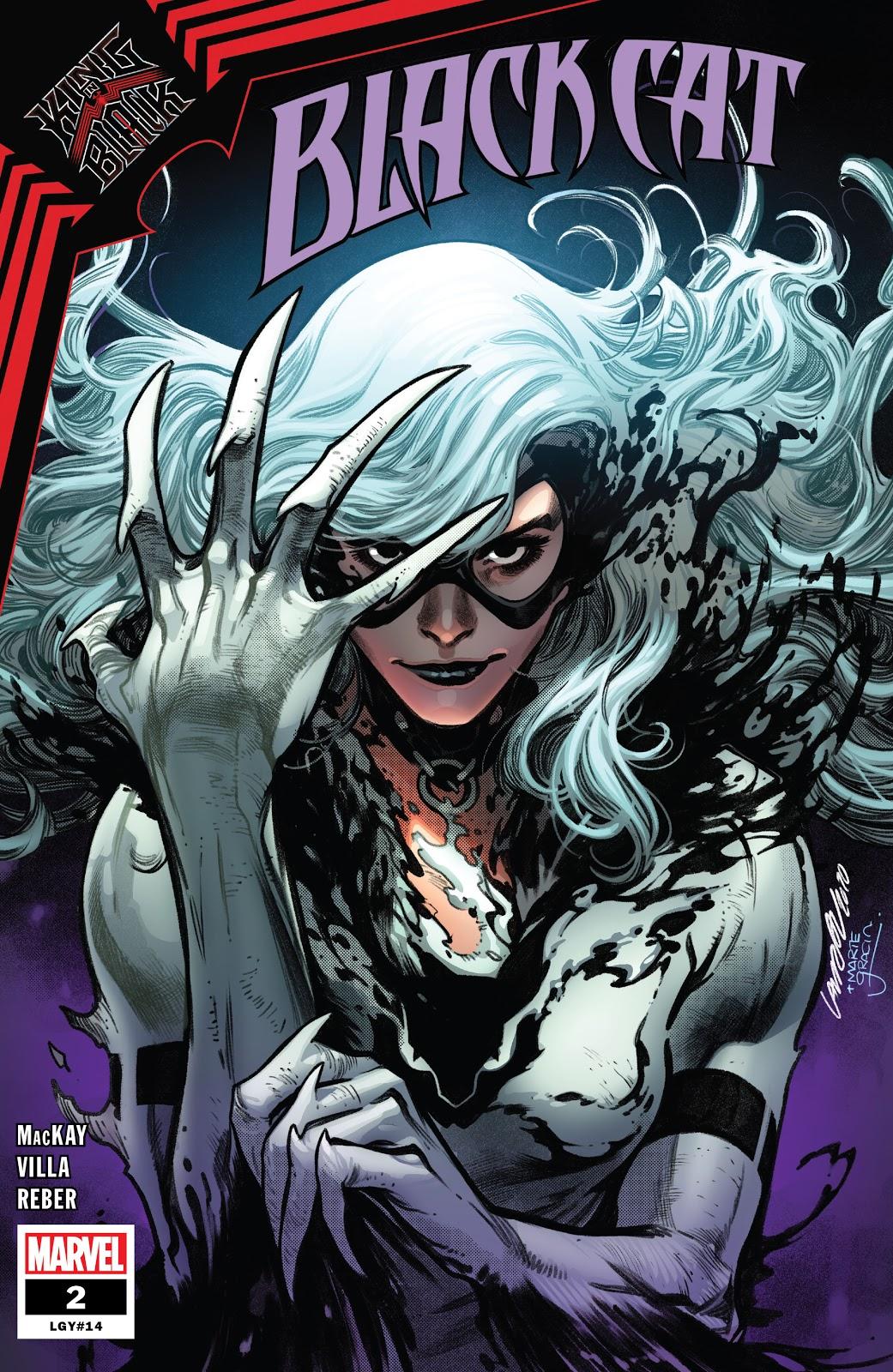 Black Cats and Green Bats: Black Cat #2 Comic BookRecap.