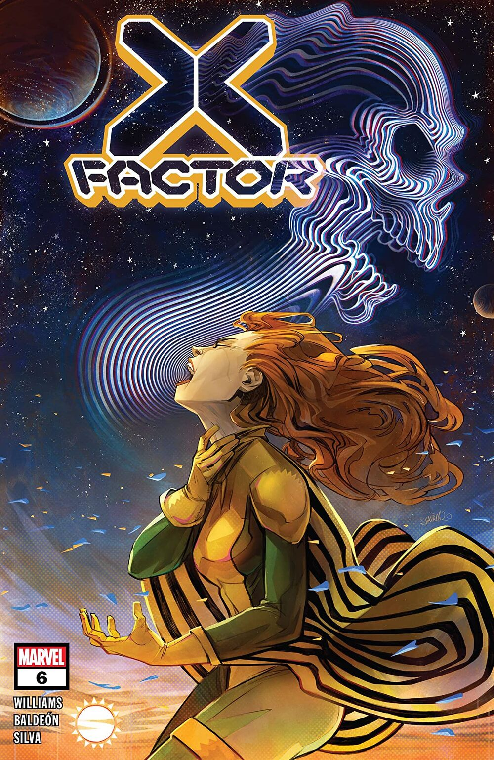 X-Factor #6 – There's A Garden Full Of DeadBodies!
