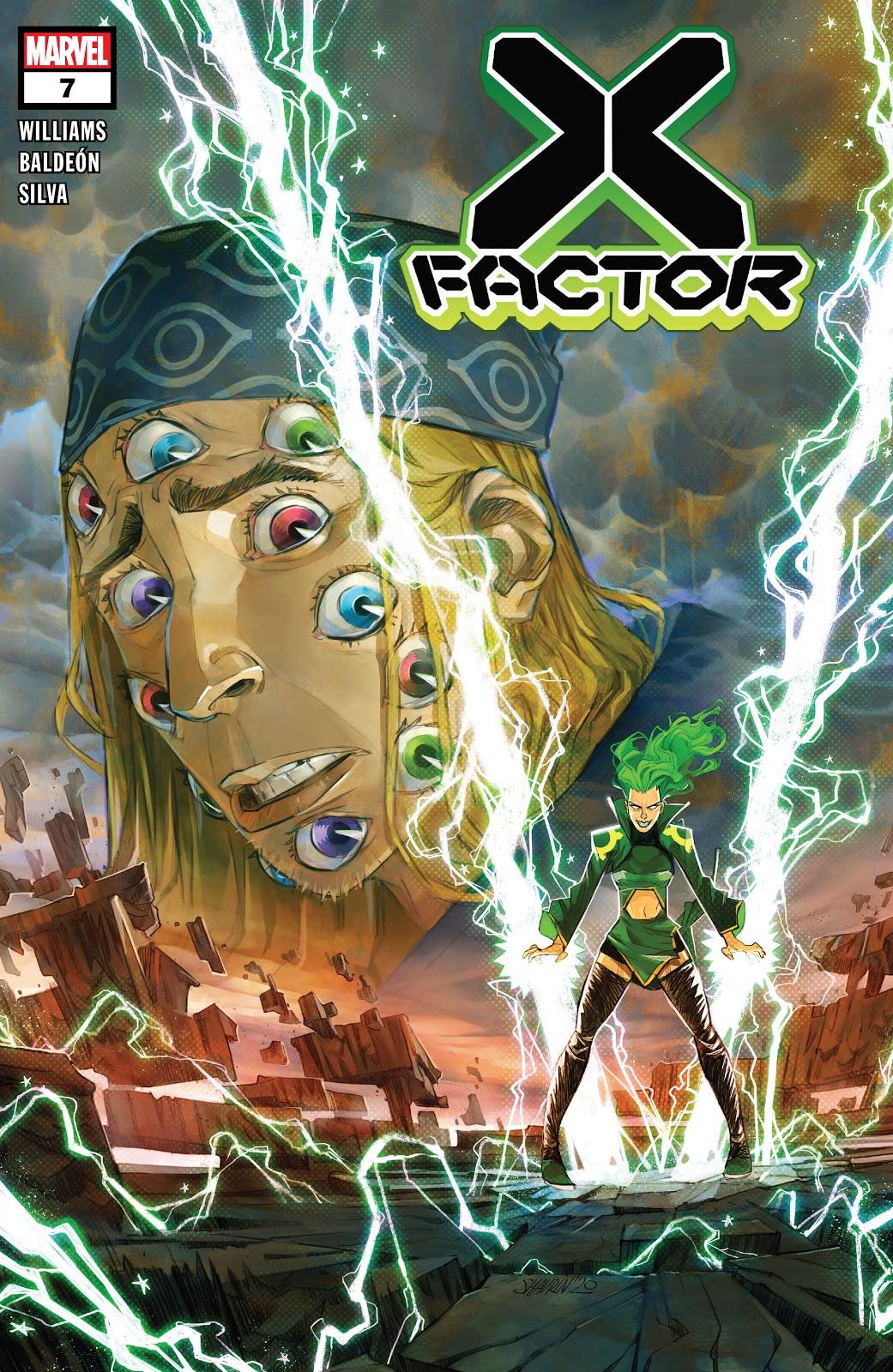X-Factor #7 Comic Book Recap : GUESS WHO'S POSSESSED INBARCELONA!
