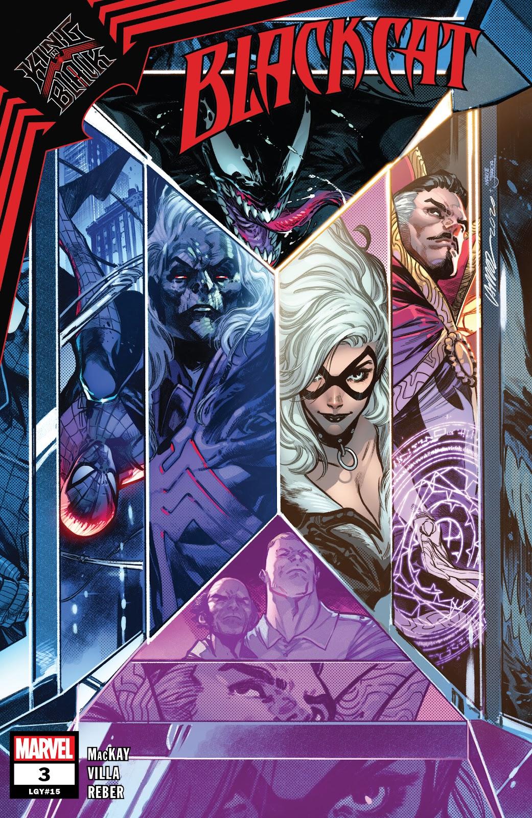 The Queen in Black is Back! Black Cat #3 Comic BookRecap
